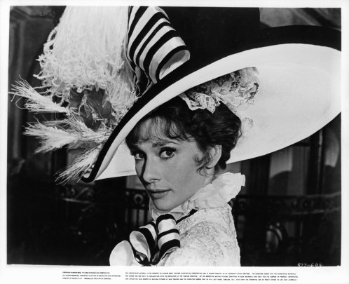 Audrey H 1964 magic chance for Adri!